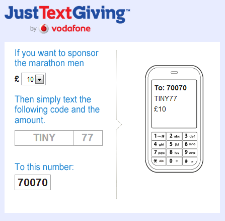 JustTestGiving