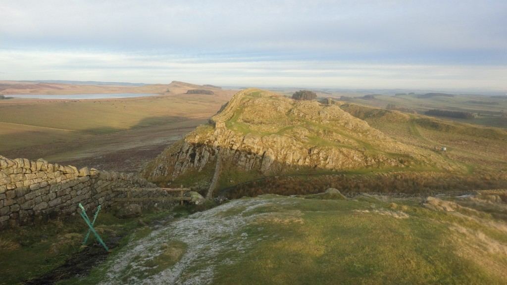 Hadrians Wall Picture