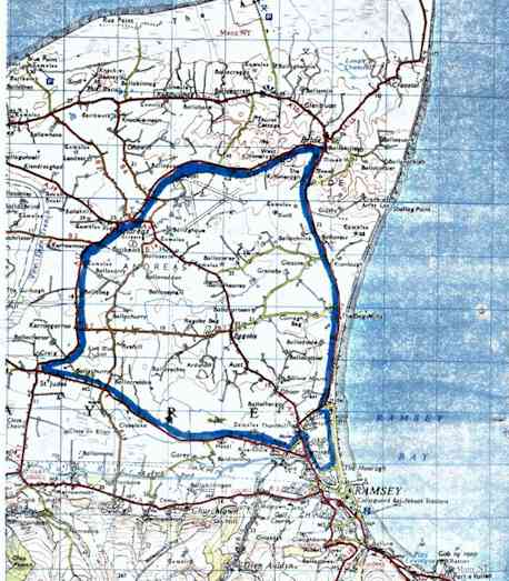 Isle of Man Marathon Course