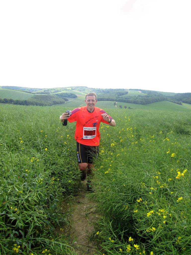 Long Grass - hard running!