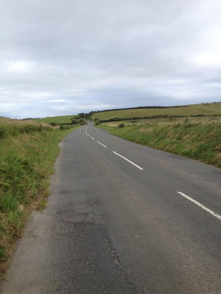 The long road ahead!