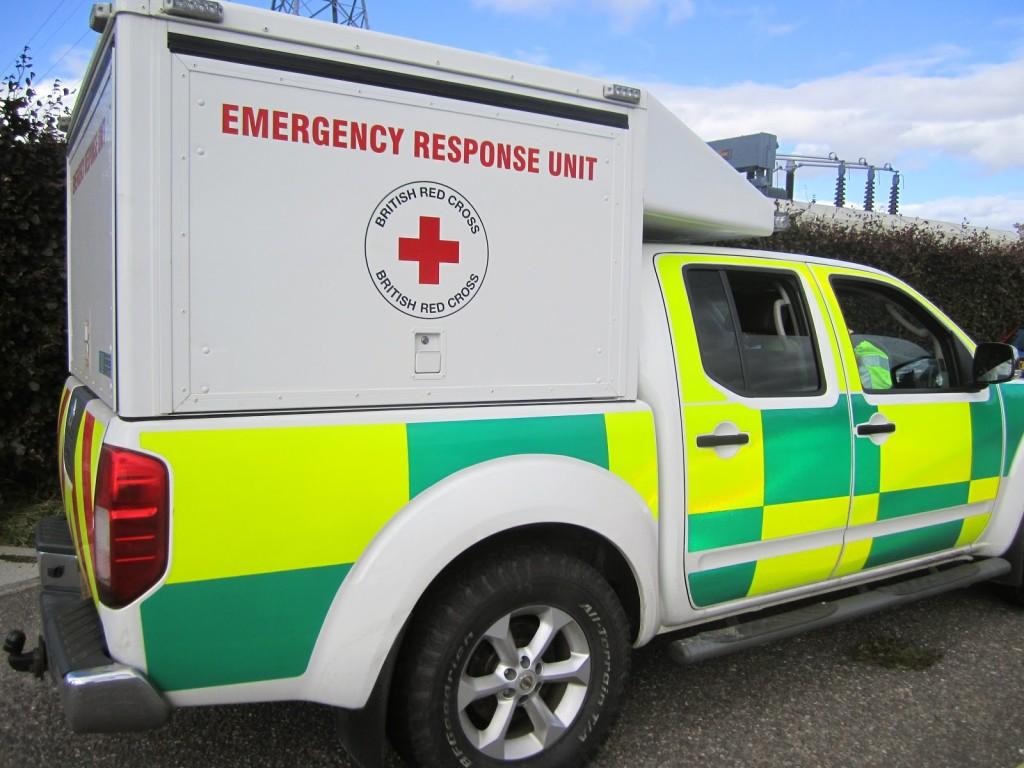 Quick ... Medic!