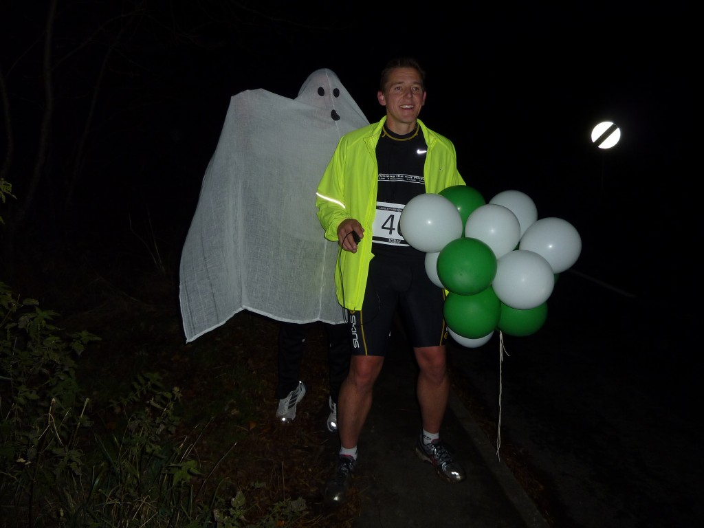 A Ghostly 22 miles